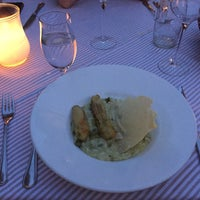 Photo taken at Osteria delle Erbe by Marjory F. on 6/20/2016