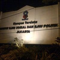 Photo taken at Institut Ilmu Sosial dan Ilmu Politik (IISIP) by Melisa M. on 11/7/2013