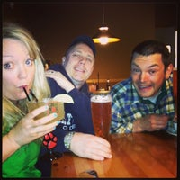Photo taken at Camp Critter Bar & Grille at Great Wolf Lodge by Kathy G. on 4/20/2013