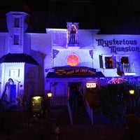 Photo taken at Mysterious Mansion by Douglas M. on 10/27/2013