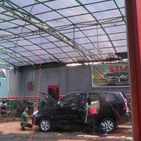 Photo taken at Konjaya One Stop Service Station by Dandhy F. on 7/28/2012