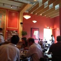 Photo taken at Bottega Restaurant by Dee S. on 9/8/2012