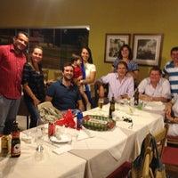 Photo taken at L'Acqua in Bocca by Arnaldo Leandro d. on 5/10/2012