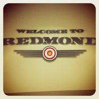 Photo taken at Roberts Field-Redmond Municipal Airport (RDM) by Justin L. on 9/7/2012