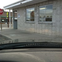 Photo taken at Merrill Post Office by Sharon C. on 3/20/2012