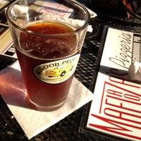 Photo taken at Mafiaoza's Pizzeria & Neighborhood Pub by Blair W. on 5/18/2012