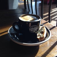 Photo taken at Coastal Peaks Coffee by Brooks W. on 3/29/2014