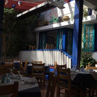 Photo taken at Pasparos Taverna by Petra W. on 5/6/2016