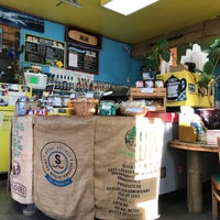 Photo taken at Surf Town Coffee Company by Petra W. on 10/5/2017