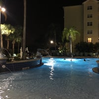 Photo taken at Residence Inn by Marriott Orlando at SeaWorld by Petra W. on 2/4/2017