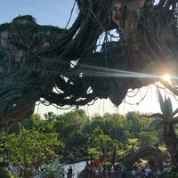 Photo taken at Avatar Flight of Passage by Petra W. on 7/28/2018