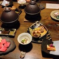 Photo taken at 山あいの宿 喜安屋 by Norio W. on 11/25/2013