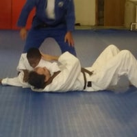 Photo taken at Fort Worth Judo Club by Artis R. on 7/12/2014