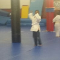 Photo taken at Fort Worth Judo Club by Artis R. on 6/19/2014