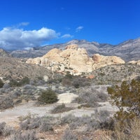 Foto tirada no(a) Red Rock Canyon National Conservation Area por Danny B. em 1/27/2013