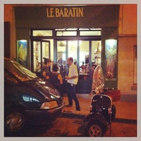 Photo taken at Le Baratin by Sweet N. on 7/24/2014