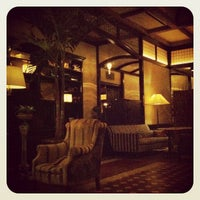 Photo taken at Greenwich Hotel by Sweet N. on 1/23/2013