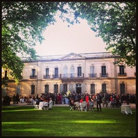 Photo taken at Chateau Valmousse by Journey City Guides on 6/29/2013