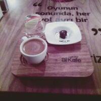 Photo taken at Karikatür Bi Kafe by Emre S. on 1/12/2016