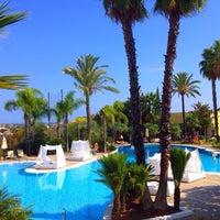 Photo taken at Hotel La Quinta Golf Resort & Spa Marbella by Natalie V. on 9/26/2014