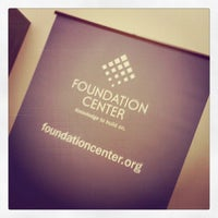 Photo taken at The Foundation Center by Johnny A. on 7/16/2013