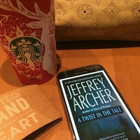 Photo taken at Starbucks by Joannah Y. on 11/11/2016
