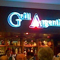 Photo taken at Grill Argentino by Natalia B. on 11/13/2013
