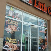 Photo taken at Little Caesar's Pizza by Alberto M. on 8/10/2013