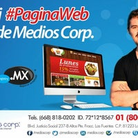 Foto tomada en Medios Corp. por Alberto M. el 8/29/2014