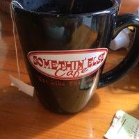 Photo taken at Somethin' Else Café by Chloe P. on 6/5/2014