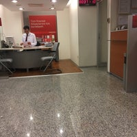 Photo taken at Akbank by Bekir. Yozcu ج. on 11/17/2017