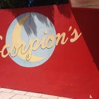 Photo taken at Scorpions night Club by Paloma M. on 1/27/2014