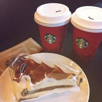 Photo taken at Starbucks by jy c. on 11/22/2013