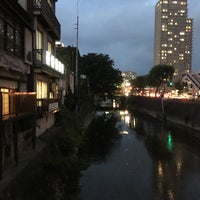 Photo taken at 三丁目橋 by Fuyuhiko T. on 7/15/2017