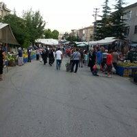 Photo taken at Salı Pazarı by Şeyma u. on 7/8/2014
