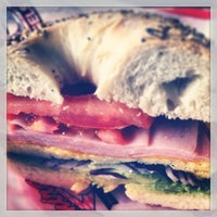 Photo taken at Shirley's Bagels by Travel C. on 3/22/2014