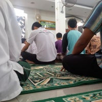 Photo taken at masjid ahmad dahlan by udhi n. on 7/25/2014