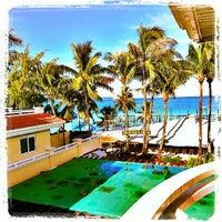 Photo taken at Boracay Mandarin Island Hotel by Makoi M. on 7/21/2013