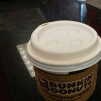 Photo taken at Dunkin Donuts by Ana D. on 11/3/2013