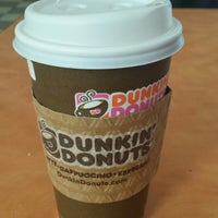 Photo taken at Dunkin Donuts by Ana D. on 11/8/2013
