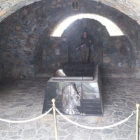 Photo taken at Tomb of Archbishop Makarios III by Sergei A. on 5/28/2014