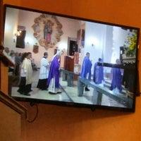 Photo taken at Catedral San Felipe Apóstol by Enrique T. on 3/19/2016