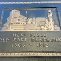Photo taken at Fort Dearborn by HTEDance on 2/6/2013