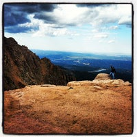 Photo taken at Pikes Peak by HTEDance on 7/4/2013