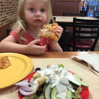 Photo taken at Cicis by Michael E. on 8/19/2015