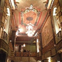 Photo taken at Oriental Theatre by Ross G. on 10/10/2013