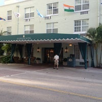 Photo taken at Riverside Hotel by Heiko D. on 2/19/2013