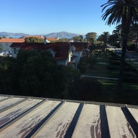 Photo taken at Inn at the Presidio by Anneke S. on 10/6/2016