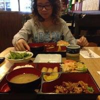 Photo taken at Shuseki by Yoshi H. on 2/1/2014