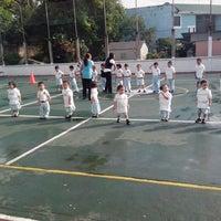 Foto tomada en COLEGIO ANGLO MEXICANO por Dolche G. el 11/20/2013